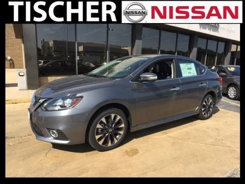 New 2017 Nissan Sentra SR Turbo